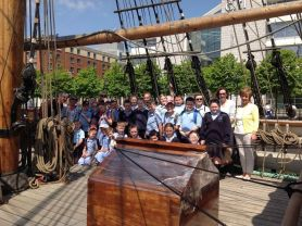 Primary 4 – 7 School Trip to Dublin