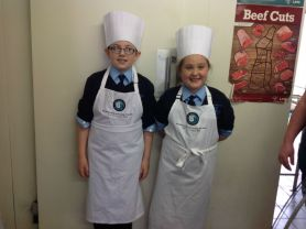 Master Butchers in the Making perhaps!