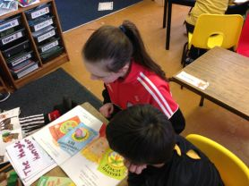 St Joseph's Children Celebrate World Book Day