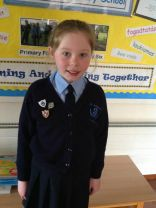 Blue Peter Badge Winner